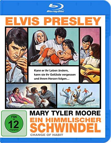 Elvis Presley: Ein Himmlischer Schwindel (Change of Habit) (Blu-ray)