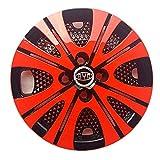 MNJHBG 4 Cubiertas de Rueda de 14 Pulgadas/Tapas de Cubo de Cubierta de Rueda Ajustadas automáticamente Compatible con BYD F0,A19
