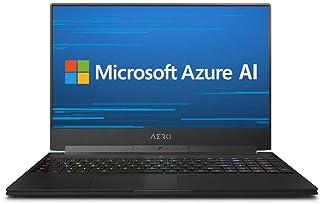 (初夏の最大15%OFF特価販売キャンペーン開催中)GIGABYTE AERO 15Y9世界初AIを搭載するゲーミングノートパソコン・All Intel Inside/Microsoft Azure AI/ 15.6インチ/144Hz FHD/RTX 2080 8G/ i7-8750H/Samsung 16G*2/1TB Intel SSD/ Windows 10 Pro