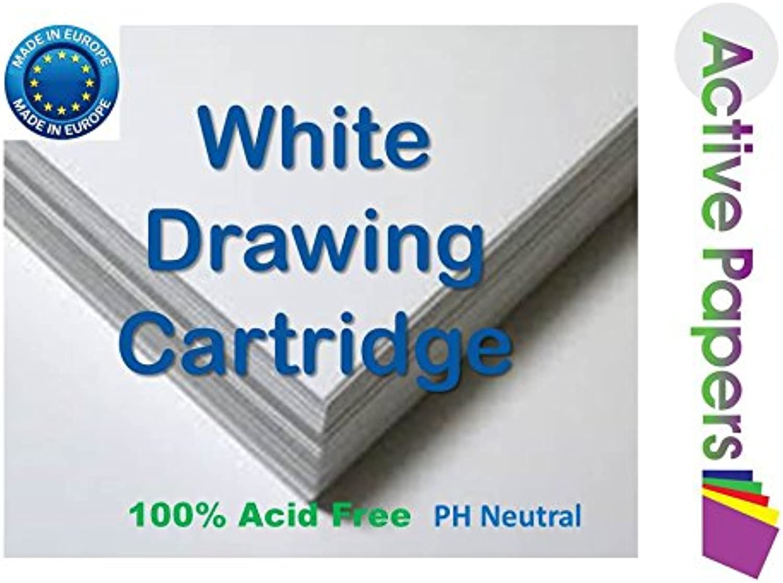 Drawing Cartridge Papier, A2+   45x64cm, 140g m2, 100 Blatt
