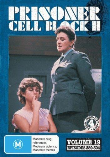 Prisoner: Cell Block H - Vol. 19 (Ep. 289-304) - 4-DVD Set ( Caged Women ) [ Australische Import ]
