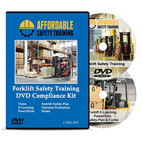 Forklift Operator Training DVD and E-Learning Program