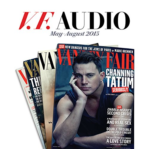 Vanity Fair: May-August 2015 Issue cover art