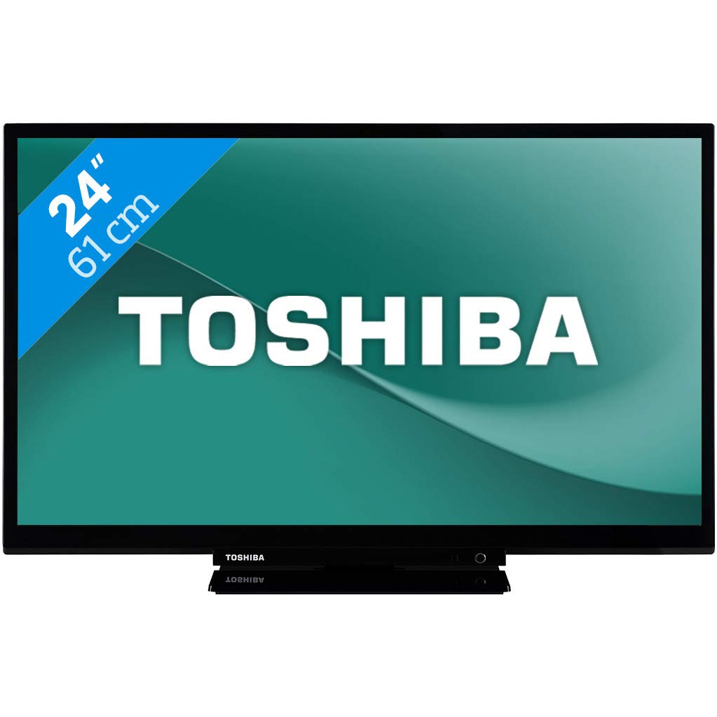 TV TOSHIBA 24 24W1963DG HD PEANA: Toshiba: Amazon.es: Electrónica