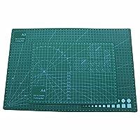 A5 A4 A3 PVC. 自己修復カッティングマット両面パッチワークカットパッド DIY.ナイフ彫刻レザーミシンペーパーボードアンダーラリー (Color : A, Paper Size : A2)