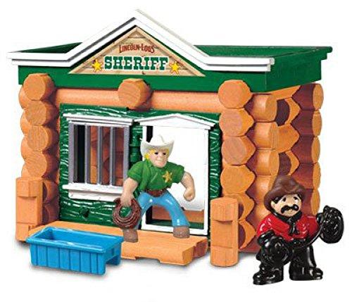 K'NEX Lincoln Logs: Frontier Sheriff's...