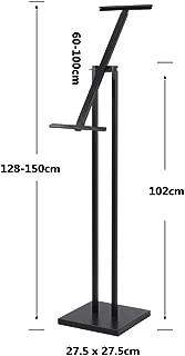 Soporte de pie para póster Estante de exhibición ajustable Tablero de póster Pantalla Soporte de marco publicitario Soporte de exhibición de cartelera Tipo de piso vertical Bisel Soporte de póster Sop