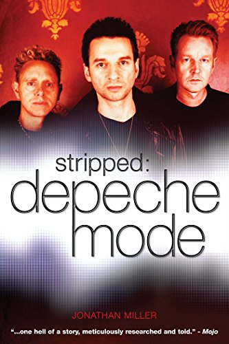Stripped: Depeche Mode (English Edition) eBook: Miller, Jonathan: Amazon.es: Tienda Kindle
