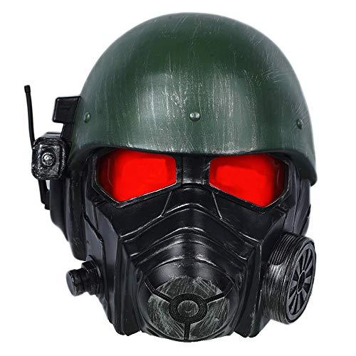 Xcoser Halloween Cosplay Helm Deluxe Veteran Ranger Riot Armor Maske Erwachsene Verrückte Kleid Kostüm Props Zubehör