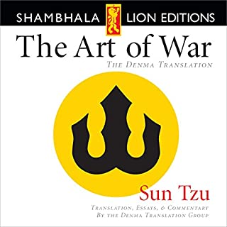 The Art of War                   De :                                                                                                                                 Sun Tzu                               Lu par :                                                                                                                                 Denma Translation Group                      Durée : 3 h et 51 min     Pas de notations     Global 0,0