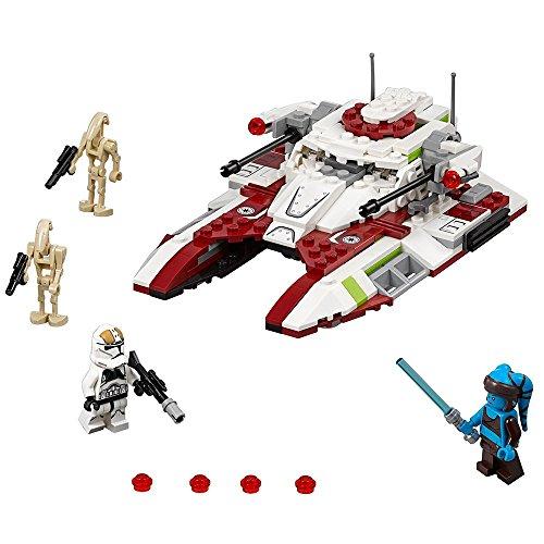 Tank de Combat Republic Fighter LEGO Star Wars 75182 - 305 Pièces - 3