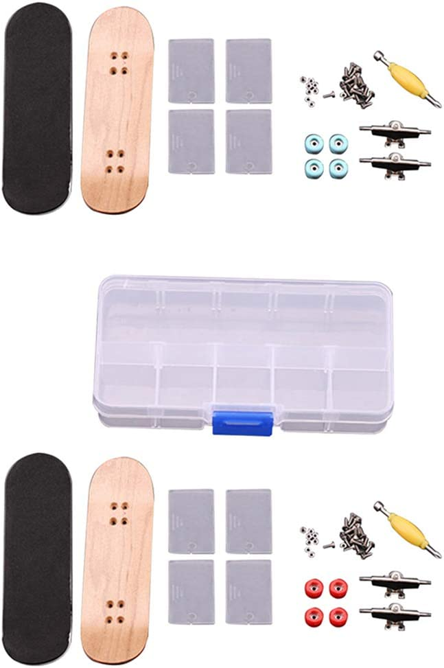 Brand Cheap Sale Venue Maple Finger Skateboard Bearing Wheel Pad supreme PU Anti-Skid Miniature
