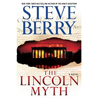 The Lincoln Myth audiobook cover art