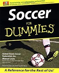 83c5f0eedae35 Soccer for Dummies (First Edition) - buy here