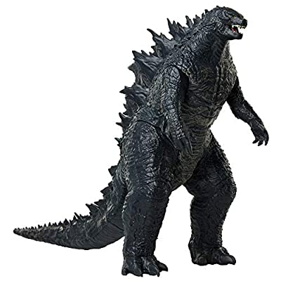 Godzilla King of Monsters: 12 Inch Action Figure - 20 Inches Long! by Jakks