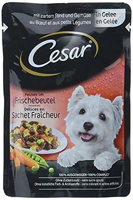 Cesar Dog Food Fine in Fresh Bag