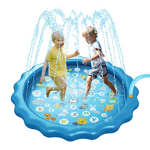 Sprinkle & Splash Play Mat