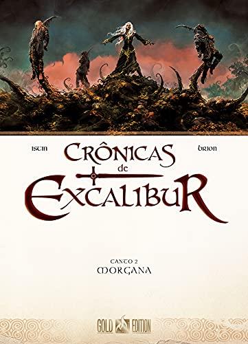 Crônicas de Excalibur Vol. 2: Morgana