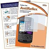 mumbi Schutzfolie kompatibel mit BlackBerry Q10 Folie matt, Bildschirmschutzfolie (2X)