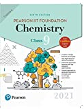 Pearson IIT Foundation Chemistry| Class 9| 2021 Edition| By Pearson