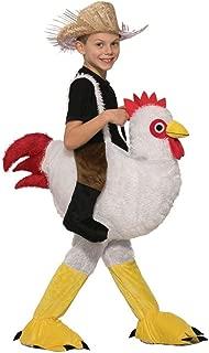 Ride-a-Chicken Child Costume