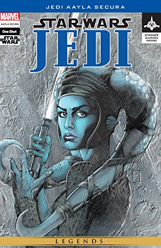 Star Wars: Jedi - Aayla Secura (2003) (Star Wars: Jedi (2003-2004))