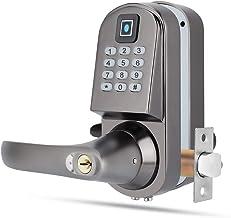 Vingerafdruk deurslot, poort slot wachtwoord deurslot for kantoor aan anti-diefstal controle op de toegang 20 ZDWN