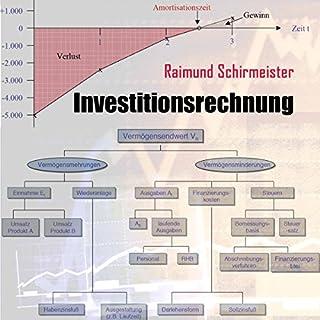 Investitionsrechnung Titelbild