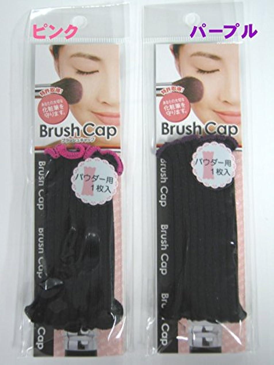 同意するリテラシーのり村岸産業 ブラッシュキャップ 化粧筆用保護カバー BC-1PU (パープル)