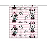 Disney Cortina (140 x 160 cm), diseño de Minnie Mouse
