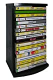 Mueble ESTANTERIA Torre para 18 DVD/Ref.1528