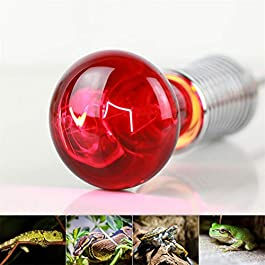 AOOCEEH Reptile Heat Bulb Uvb Bulb Reptile Heat Lamp Heat Lamp Bulb Turtle Heat Lamp Heat Lamp For Reptiles Tortoise Heat Lamp Tortoise Light Heat Lamps For Animals Heat Lamp For Tortoises