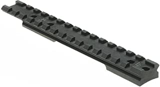 NightForce One Piece Steel Base,20 MOA for Savage