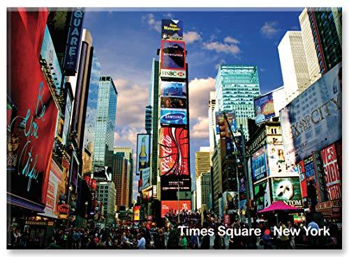 Times Square New York City, Souvenir Fridge Magnet