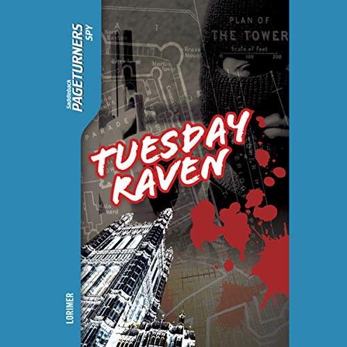 Tuesday Raven audiobook cover art