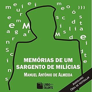 Memórias de um Sargento de Milícias [Memories of a Sergeant of Militia] cover art