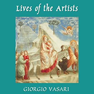 Lives of the Artists, Volume One cover art