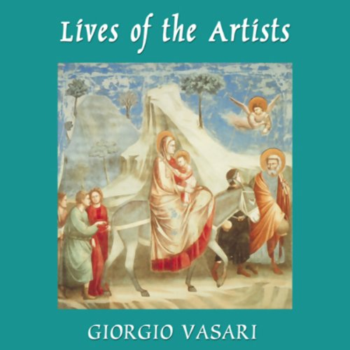 Lives of the Artists, Volume One audiobook cover art