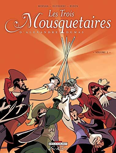 Les Trois Mousquetaires, d'Alexandre Dumas T02