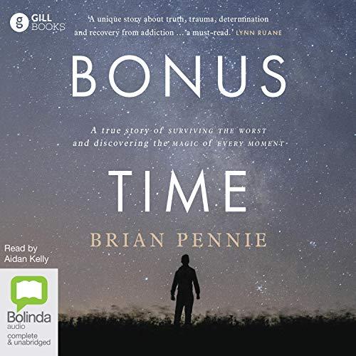 Bonus Time audiobook cover art