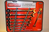 Craftsman 8 pc Metric Combination Ratcheting Wrench Set, # 22985