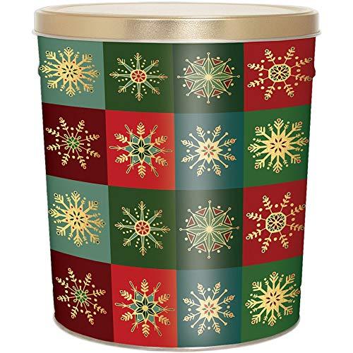 For Sale! C.R. Frank Popcorn - Gourmet Popcorn Tin, 3.5 Gallon, Glistening Gold (All Caramel)