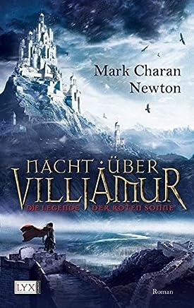 Die Legende der Roten Sonne - Nacht über Villjamur