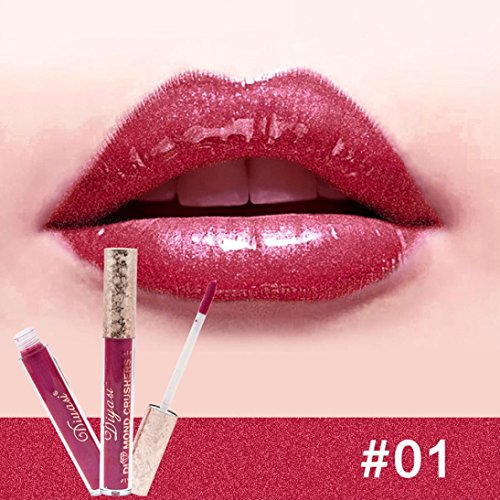 12 Colores Profesional Labial Mate Pintalabios Permanente