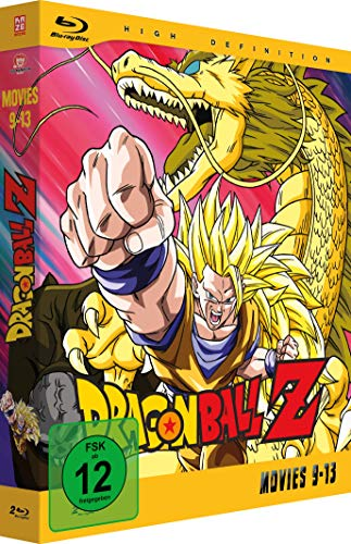 Dragonball Z - The Movies - Vol.3 - [Blu-ray] [Alemania]