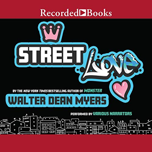 Street Love audiobook cover art