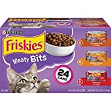 Purina Friskies Gravy Wet Cat Food Variety Pack;...