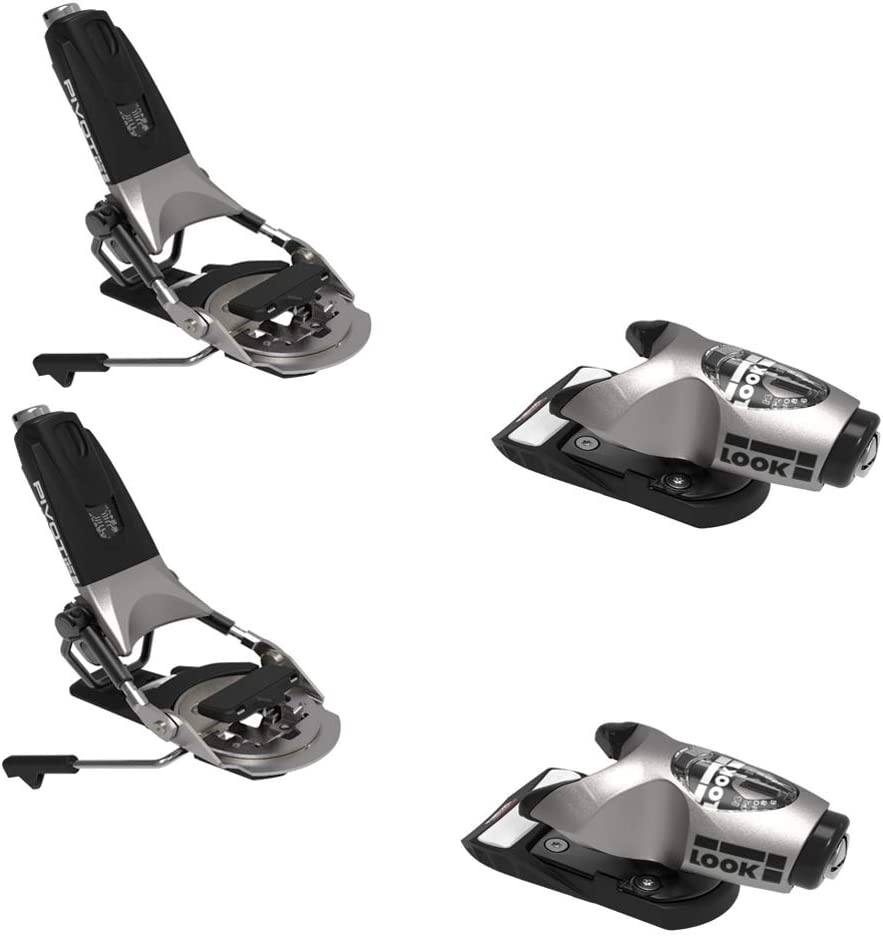 LOOK Pivot 15 GW Ski Excellent Manufacturer direct delivery 115mm - 2021 Bindings Raw