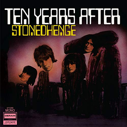 Stonedhenge (Vinyl Purple)