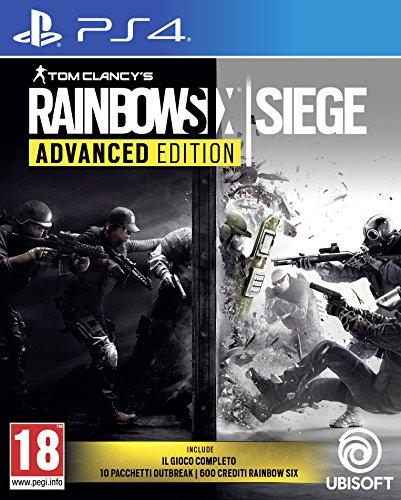 Rainbow Six Siege Advanced - PlayStation 4
